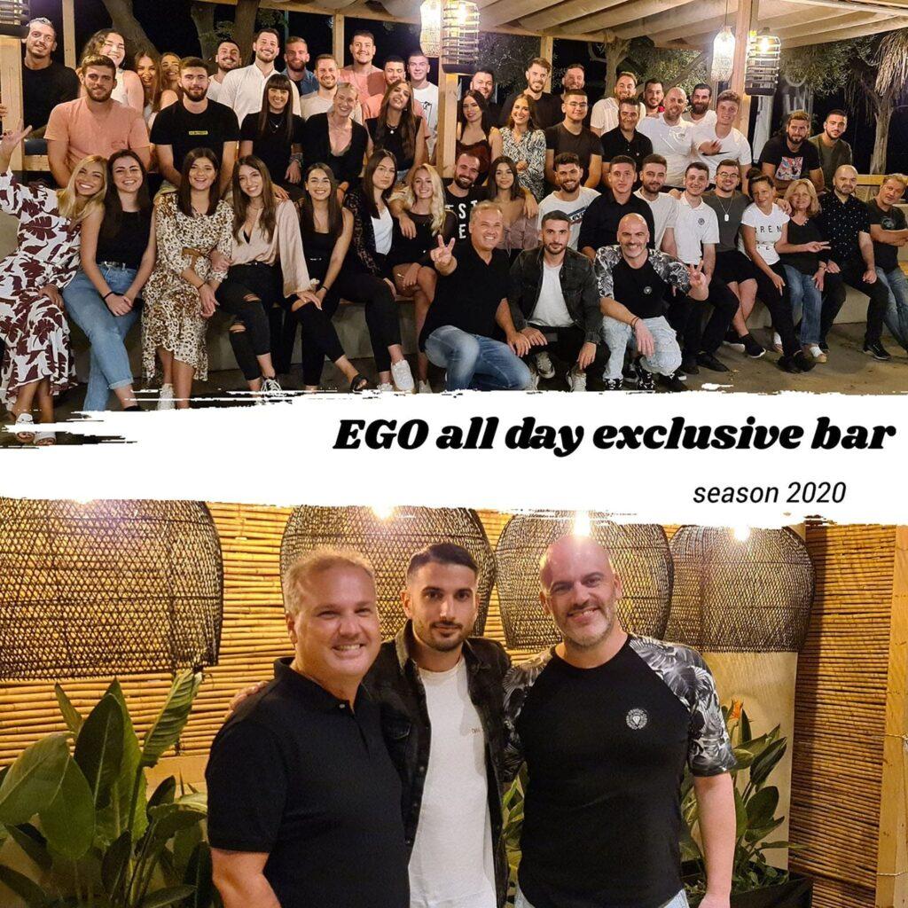 Ego all day bar Kalamata - Season 2020